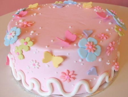 Cake Decorating In Home : HodgePodge Creations